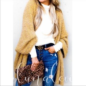 Coziest Cardigan Sweater this Fall!!